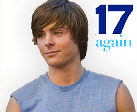 ZAC EFRON IS 17 AGAIN