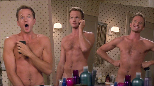 NEIL PATRICK HARRIS MEETS YOUR MOTHER, NAKED