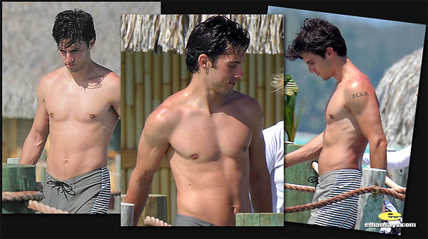 SHIRTLESS WEEKEND 2: MILO VENTIMIGLIA