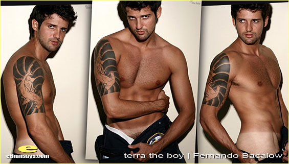 TERRA THE BOY: FERNANDO BACALOW
