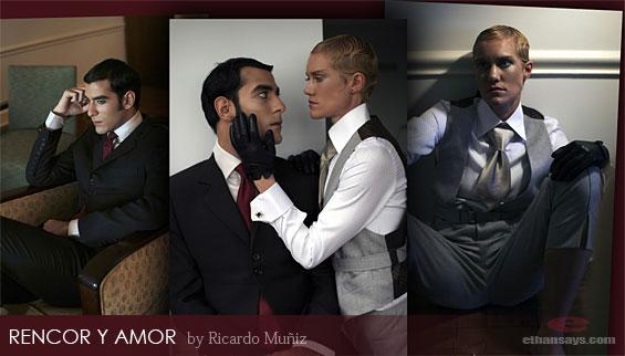 RENCOR Y AMOR BY RICARDO MUNIZ