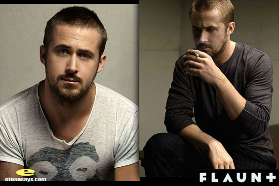 RYAN GOSLING FLAUNTS IT