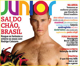 RODRIGO CALAZANS COVERS JUNIOR #9