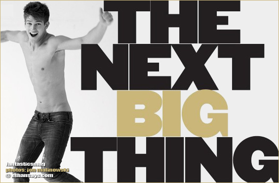 FANTASTICSMAG'S NEXT BIG THING