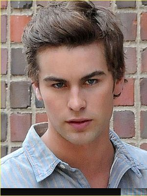 CHACE CRAWFORD ROCKIN' THE NEW DO