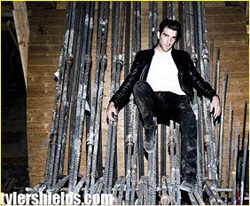 ZACHARY QUINTO BY TYLER SHIELDS