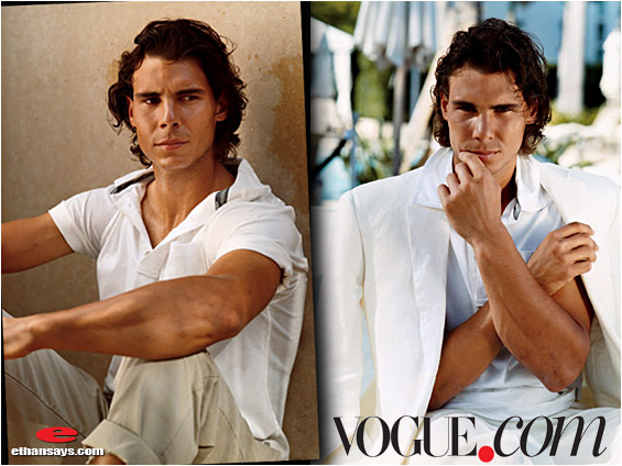 VOGUE IS WAITING FOR RAFA