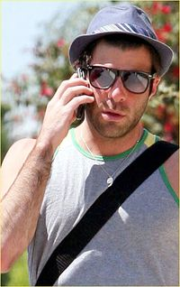 ZACHARY QUINTO IS INTELLIGENTSIA