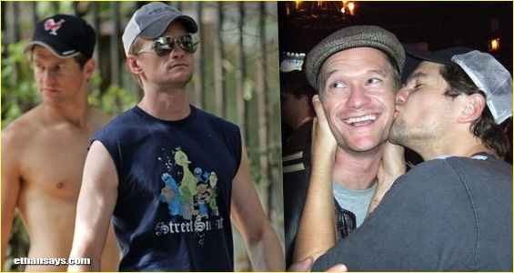 NEIL PATRICK HARRIS IS GOING TO BE A BABY DADDY