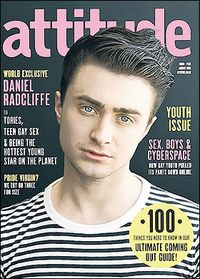Daniel Radcliffe Has Attitude