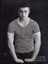 Daniel Radcliffe Attitude Scans