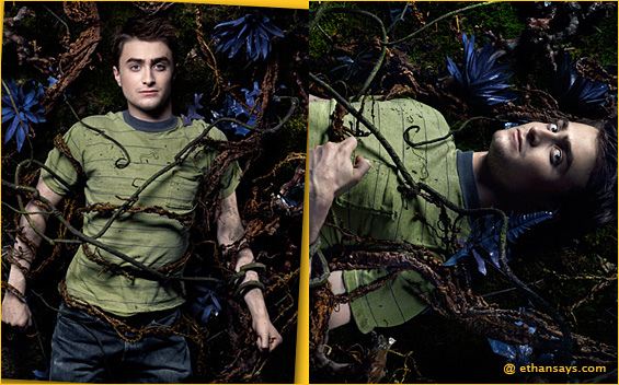 DANIEL RADCLIFFE ON PARADE