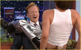 BRUNO STRIPS FOR CONAN