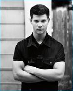 TAYLOR LAUTNER FOR INTERVIEW