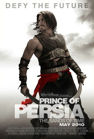 JAKE GYLLENHAAL 'PRINCE OF PERSIAN' POSTER