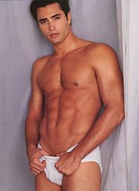Victor Webster is Melrose Place's New Gay Hottie