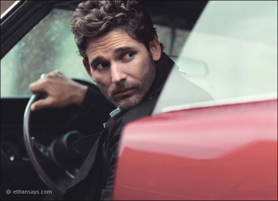 Eric Bana Covers Men's Health