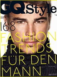 Josh Hartnett Covers GQ Germany