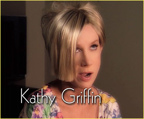 Kathy Griffin is Kate Gosselin