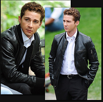 Shia LaBeouf is Wallstreet Smooth