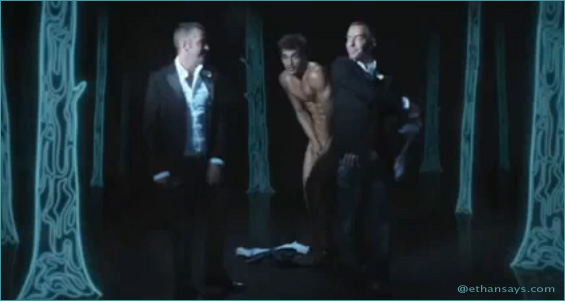 Dean & Dan (Dsquared2) Lose Their Pants