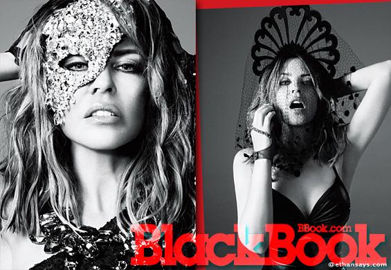 Kylie Minogue Talks U.S. Tour with BlackBook Mag