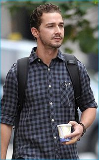 Shia LaBeouf is Hair Free