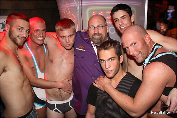 HustlaBall New York 2009 Photos