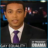 CNN Talks Blacks and Gays