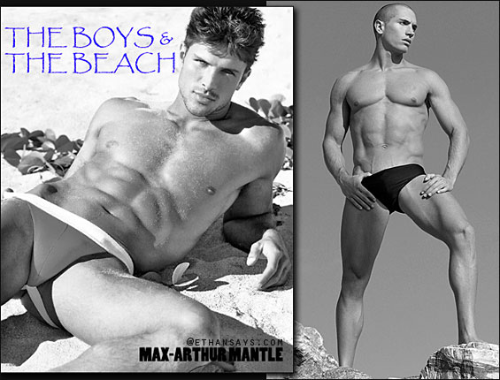 Max-Arthur Mantle: The Boys & The Beach_1