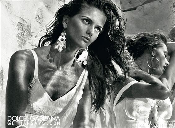 Dolce&Gabbana Spring/Summer 2011 - Women