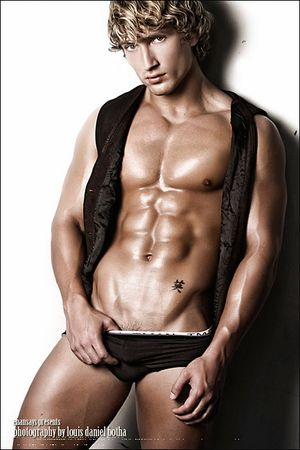 Andrew Beyers by Louis Botha 2