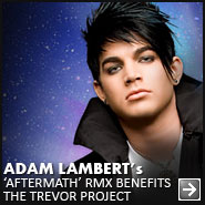 Adam Lambert - Aftermath Remix for Trevor Project