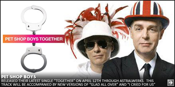 Pet Shop Boys - Together Pepptalk Remix