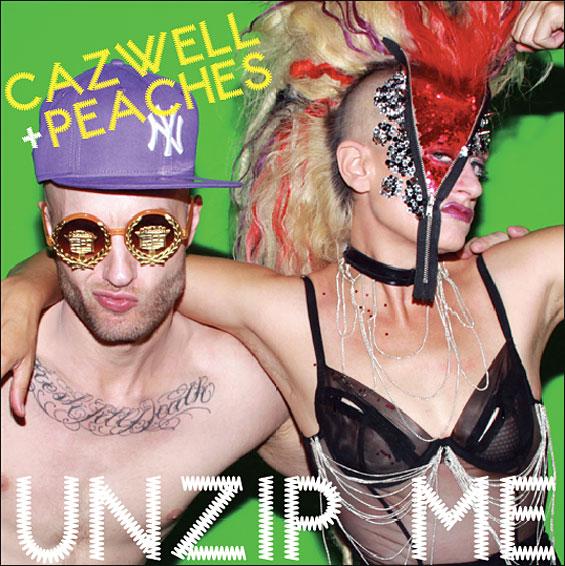 Cazwell-peaches-unzip-me