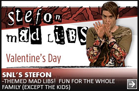 Crushable Presents Stefon from 'SNL' Mad Libs