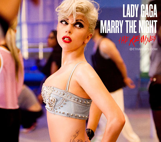 Lady-gaga-marry-the-night-remixes