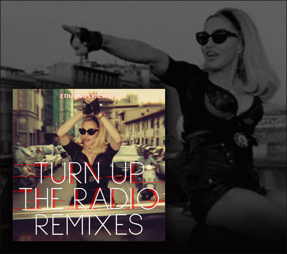 Madonna-Turn-Up-The-Radio-Remixes
