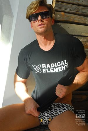 Steven Dehler by Banjamin Patterson for Radical Element 5