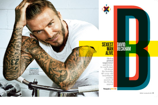 David beckham people sexiest man alive 2015 preview