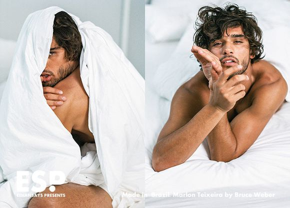 Made in  Brazil Marlon Teixeira by Bruce Weber 3