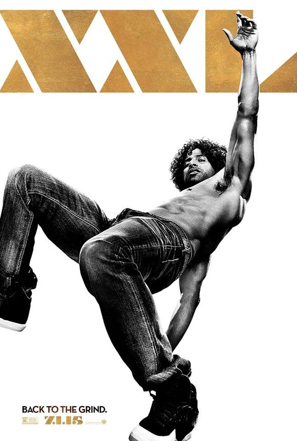 Adam Rodriguez Magic Mike XXL